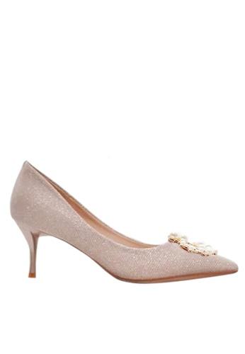 Twenty Eight Shoes Wedding Mid Heels 208-8 68492SH6168AA6GS_1