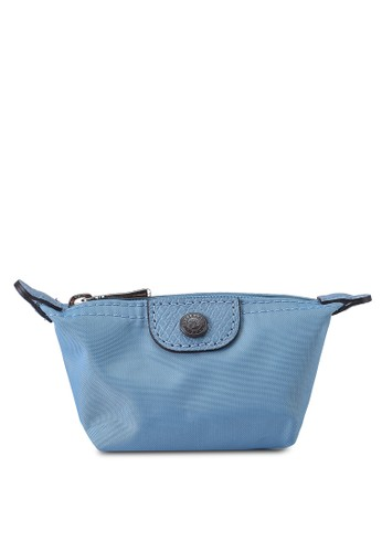 LONGCHAMP blue Coin Purse (nt) 76F76AC9C8560DGS_1
