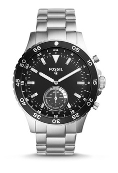 Fossil. Fossil Q Crewmaster Stainless Steel Hybrid Smartwatch FTW1126 08d011d2dc