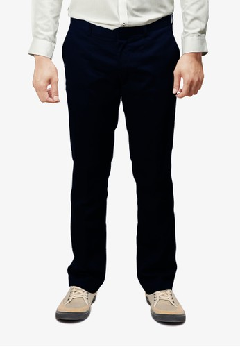 RICCIMAN navy Ricciman Skinny Fit Pants  Navy SK141-NV E782BAA755638BGS_1
