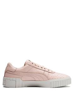 07685c8b1504 Puma beige Sportstyle Prime Cali Emboss Women s Shoes 4EFF9SH98CCCCBGS 1