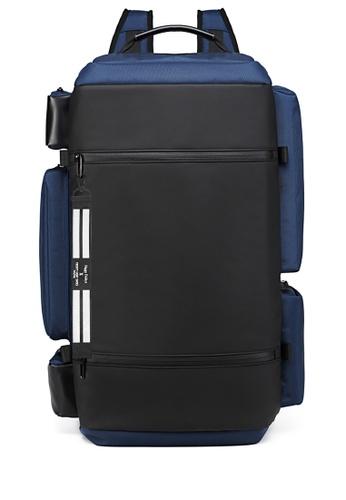 Twenty Eight Shoes Men's Sports Travel 2 ways Bags OZ-9326 3B00FAC2211C3AGS_1