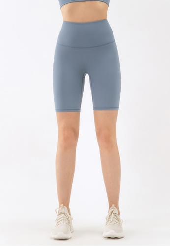 HAPPY FRIDAYS Women's tight Running Shorts (No front crotch  line) DSG113 AFB70AA9862FB0GS_1