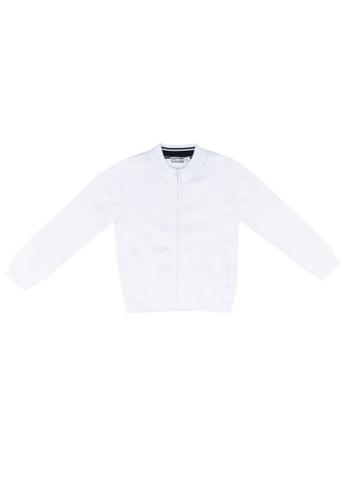 Babybol white Knit Jacket 17758KA24EE389GS_1