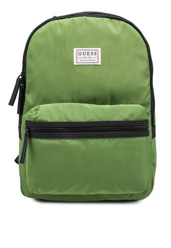 Guess green Originals Backpack 714F5AC8D94527GS_1