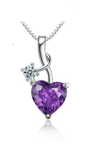 LYCKA silver LPP88137 S925 Silver Necklace B14E5AC15A4ADAGS_1
