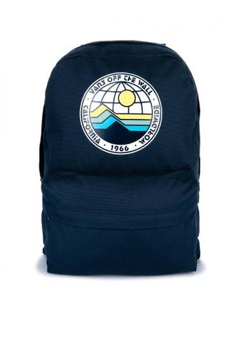Vans blue Old Skool III Backpack CFE84ACD7D3274GS_1
