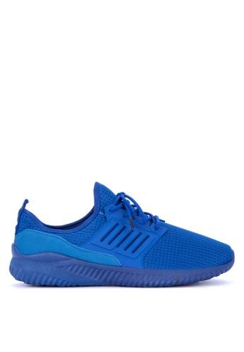 H2Ocean blue Christos Sneakers 801D3SHB91BD2EGS_1