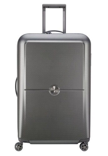 Delsey silver Turenne Wheeled Luggage 93E17AC70DFC23GS_1