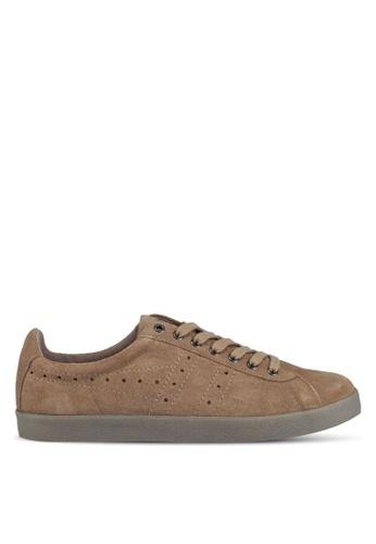 Gola brown Tourist Sneakers 1A0A2SH1E5861FGS_1