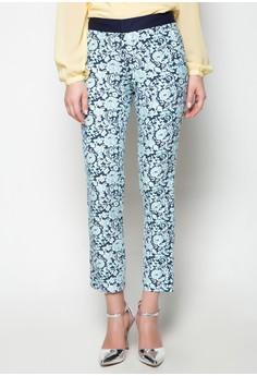 Full Print Pants