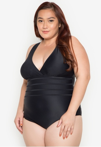 Shop Aquaholic Emma Plus Size Swimwear Online on ZALORA Philippines