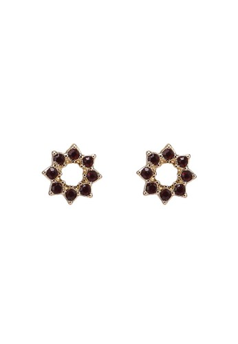 Pieces gold Lei Earstud Mix Box 3AC38AC56D18CAGS_1