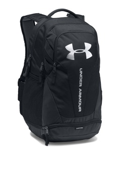 3f12a3804a Under Armour black UA Hustle 3.0 Backpack UN337AC70VFHMY 1
