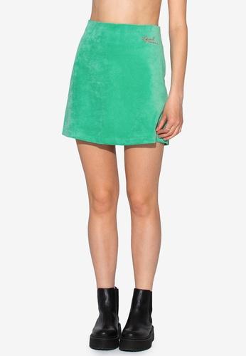 Local Heroes green Preppy Mint Green Skirt 1CBA6AA6887B0CGS_1