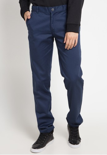 Tolliver navy Long Pants Chinos C7F92AAFFF8187GS_1