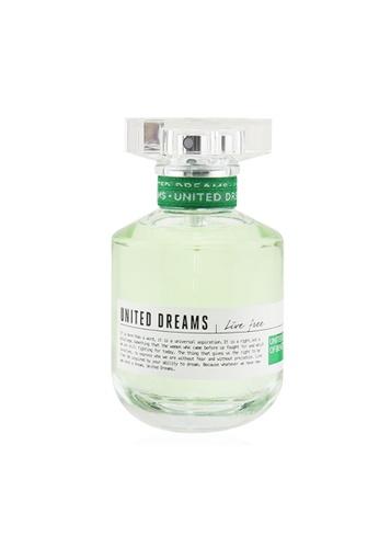 Benetton BENETTON - United Dreams Live Free Eau de Toilette Spray 50ml/1.7oz D1B1CBEF2B7CEFGS_1