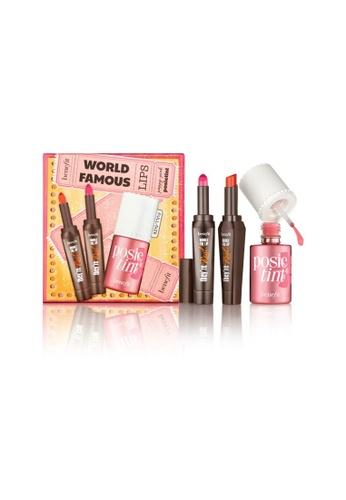 Benefit multi World Famous Lips Posie Tint E428DBEC873C37GS_1