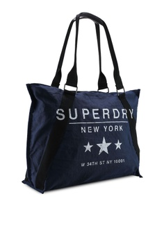 1b13bd20e1 49% OFF Superdry Amaya Twill Tote Bag HK$ 659.00 NOW HK$ 335.90 Sizes One  Size