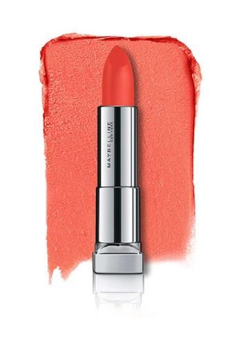 Maybelline orange Maybelline Colorsensational Powder Matte Orange Obsession MOR08 E4892BE68A47F9GS_1