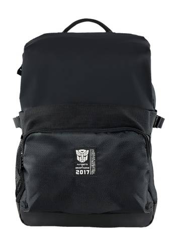 Transformers TRANSFORMERS 5 TLK TEENAGER HANDLE BACKPACK 5F067KCB0A4289GS_1