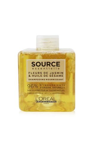 L'Oréal L'ORÉAL - Professionnel Source Essentielle Jasmine Flowers & Sesame Oil Nourishing Shampoo 300ml/10.15oz 44A97BE024EF27GS_1
