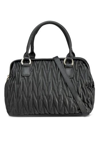Miamesprit 童裝i 軟襯縫線手提包, 包, 購物包