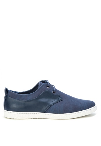 H2Ocean blue Chilton Sneakers H2527SH0KAJ2PH_1