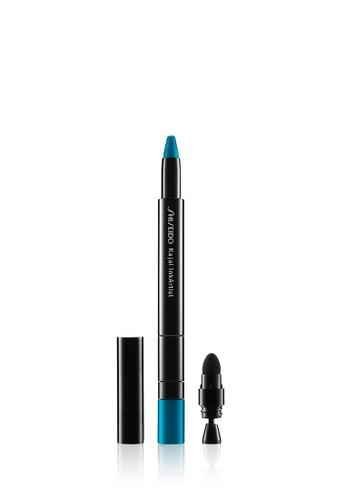 Shiseido blue Shiseido Makeup Kajal InkArtist,07 Sumi Sky DAD3BBEC90F014GS_1