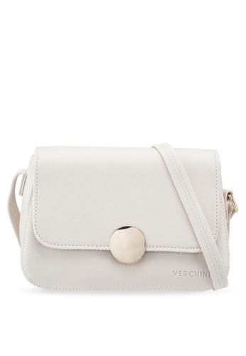 Verchini beige Verchini Magnus Sling Bag D8964ACD319925GS_1