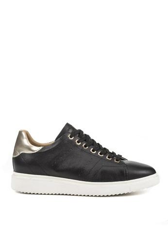 Geox black Thymar Sneaker A82D3SH1272BC3GS_1