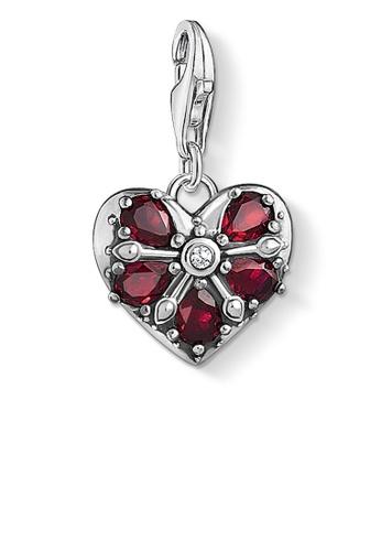 Buy thomas sabo charm pendant vintage heart online on zalora singapore thomas sabo red charm pendant vintage heart th376ac0gmt0sg1 aloadofball Gallery