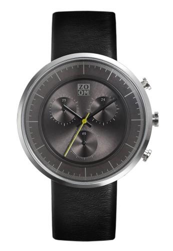 Zoom black Casual Men's Watches ZM 6066M.2502 109C5ACC277D08GS_1