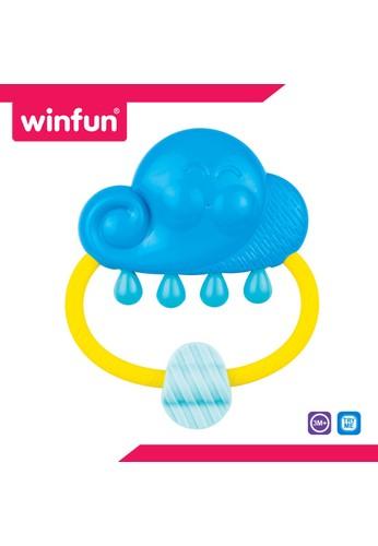 Winfun multi Shake'N Slide Rattle - Raincloud 82135THC2D6172GS_1