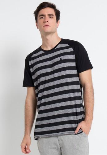 FAMO black and multi Men Tshirt 1512 FA263AA0VN7MID_1