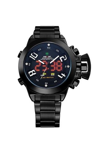 Weide white Analog Watch WH1008B-1C WE088AC86KRXPH_1