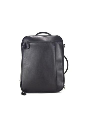 Alef black Madrid 3-Way Briefcase 74DA6ACEF289D8GS_1