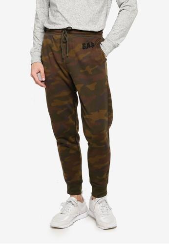 GAP multi Modern Logo Pants F5E13AAE82D691GS_1