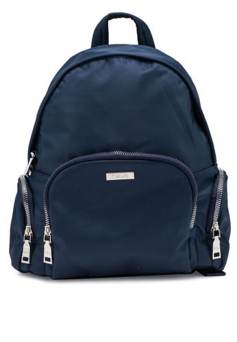 Mel&Co navy Nylon Backpack F00FEAC48B32D2GS_1