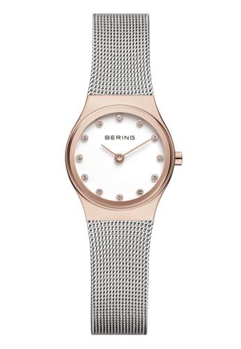 Bering gold Classic 12924-064 Silver 24 mm Women's Watch 4DA6FAC27BE5AFGS_1