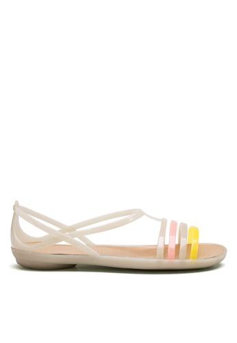 Twenty Eight Shoes 搭帶果凍雨鞋及沙灘涼鞋 VR1808 B66F3SHD738BD5GS_1