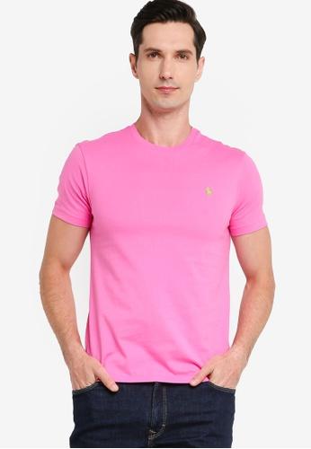 Polo Ralph Lauren 粉紅色 T-Shirt 26/1 Jer B7D89AA10D8303GS_1
