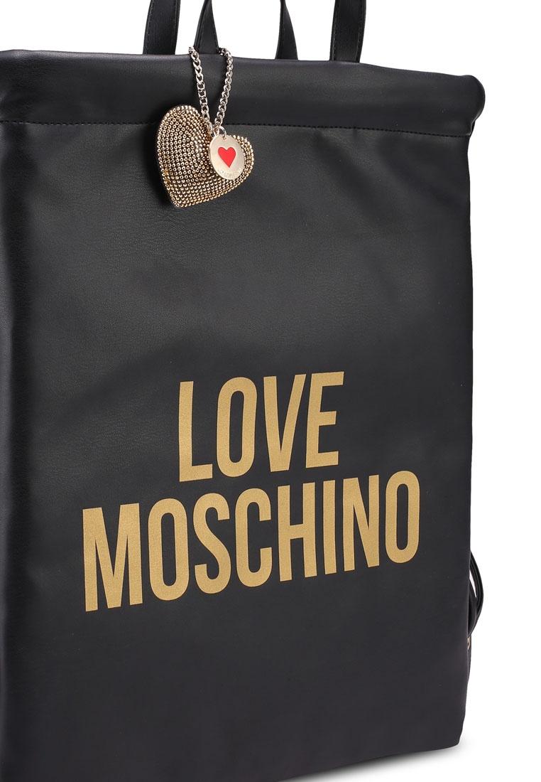 daea0a69587 ... Black Love Black Moschino Friday Backpack Borsa vBAqHZwY ...