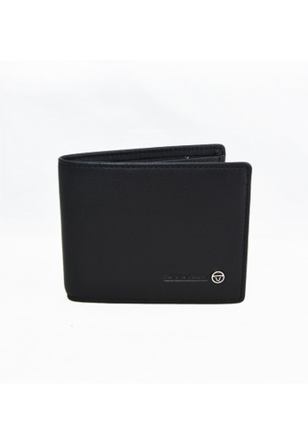 EXTREME black Extreme Genuine Leather Bifold Wallet Without Hole RFID Blocking Fengshui Black 06052AC3AE4516GS_1
