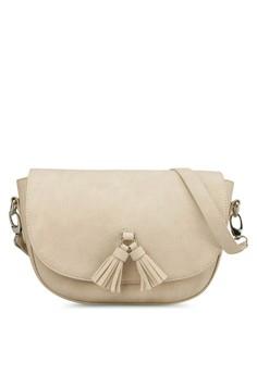 Double-Tasseled Saddle Bag