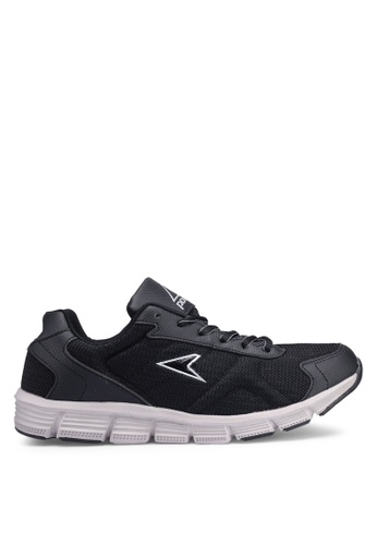 Power black Athelic Running Shoes B73C2SHFDFDBFFGS_1