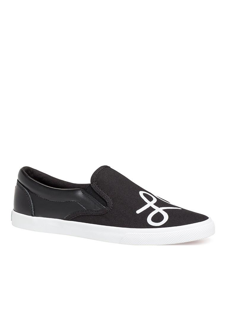 Sports & Dots Women Slip On Sneakers