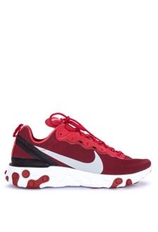 b560d34e0857e7 Nike React Element 55 Shoes 6673CSH802010BGS 1 Nike Nike React Element 55  Shoes Php 6745.00 · adidas originals x plr 51E4FSHB3B0500GS 1