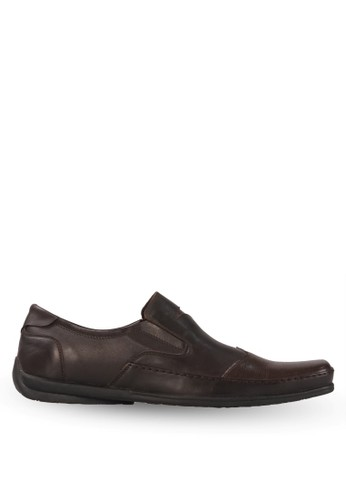 Tony Perotti brown Tony Perotti Casual Andrew - Brown TO890SH0VNCCID_1