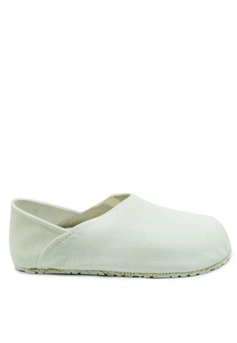 OTZ Shoes white Espadrille Men's Shoes BAC6DSHCAC4646GS_1